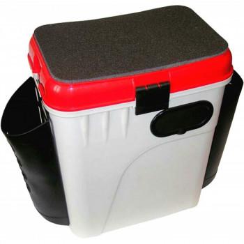 Ящик зимний AQUATECH 1870 2kg 335х235х390mm с карманами