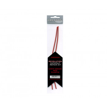 Запасная резина для рогатки Drennan Rev Caty RepairKit (Li'Elas)