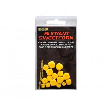 Ароматизированная кукуруза Esp Buoyant Sweetcorn small Сливочный Желтый Small