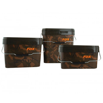 Ведро FOX Camo Square Buckets