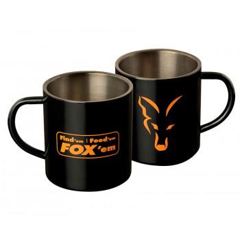 Бокал металлический Fox Stainless Mug