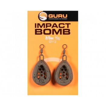 Кормушка-груз Guru Impact Bomb 19g