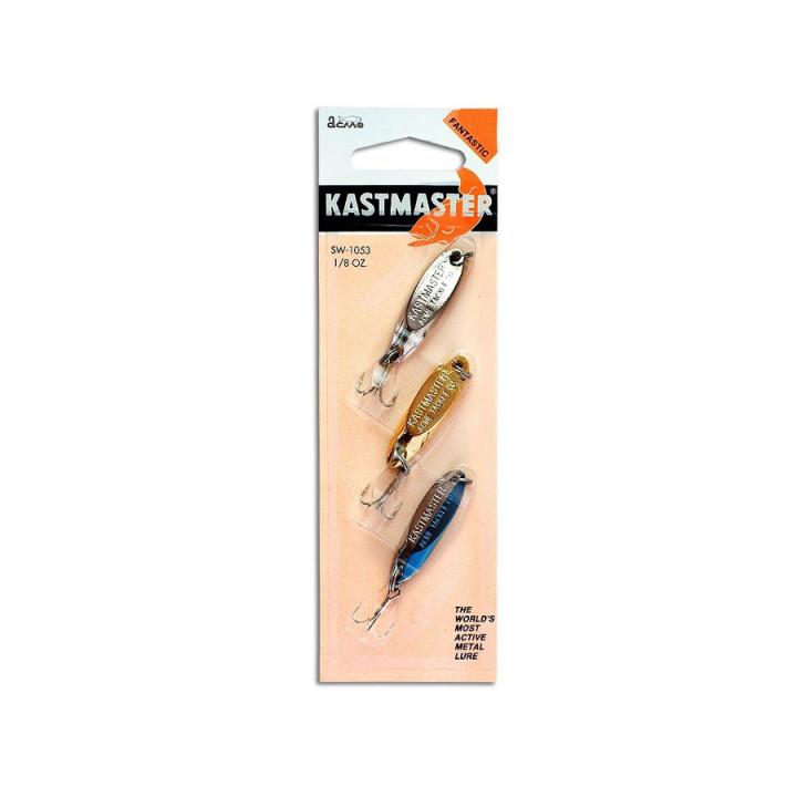 Набор Acme Kastmaster 37mm 3.5g