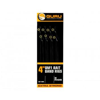 Готовые поводки Guru Bait Bands QM1 Ready Rig  10cm 9Lb