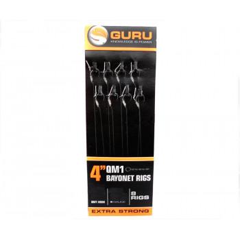 Готовые поводки Guru Bayonets QM1 Ready Rig  10cm 7lb