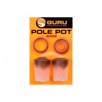 Кормушка-горшок Guru Pole Pot 2шт. Medium