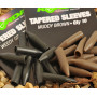 Конус силиконовый Korda Tapered Silicone Sleeve 10 шт. Brown
