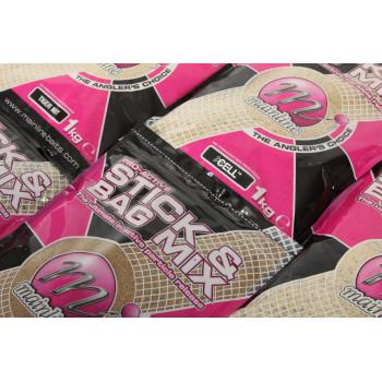 Прикормка Mainline Bag & Stick Mix Saltychillfish