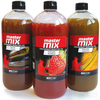 Бустер Winner Master Mix Groundbait Booster XXL 1L Sweet Corn
