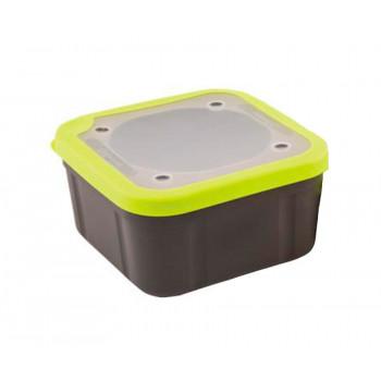 Коробка Matrix Bait Boxes Solid Top Grey-Lime 1100ml Серый/Зелёный