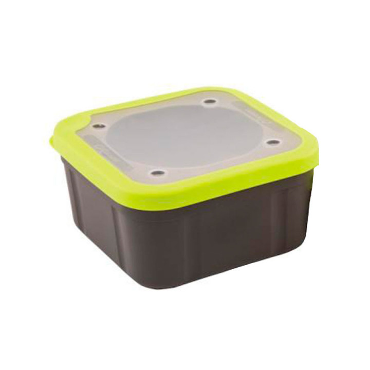 Коробка Matrix Bait Boxes Solid Top Grey-Lime 1650ml Серый/Зелёный