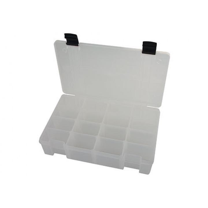 Коробка Fox Rage Stack and Store 16 comp Clear глубокая
