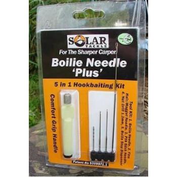 Игла Solar BOILIE NEEDLE PLUS- 5 TOOLS IN 1 NITE GLOW
