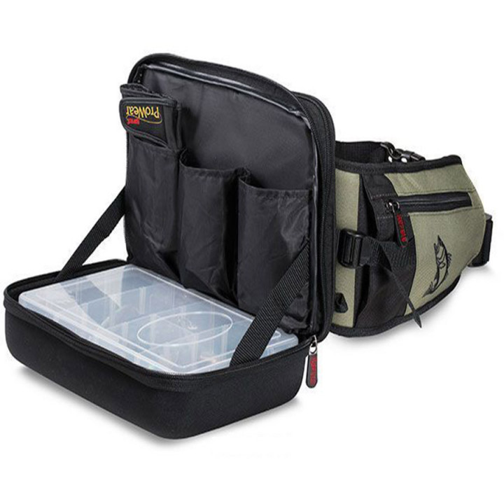 Сумка Rapala Ltd Edition Hybrid Hip Pack 31x22x13cm