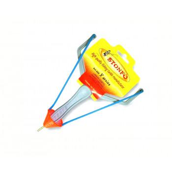 Рогатка для прикармливания алюм.Stonfo Fionda X Series