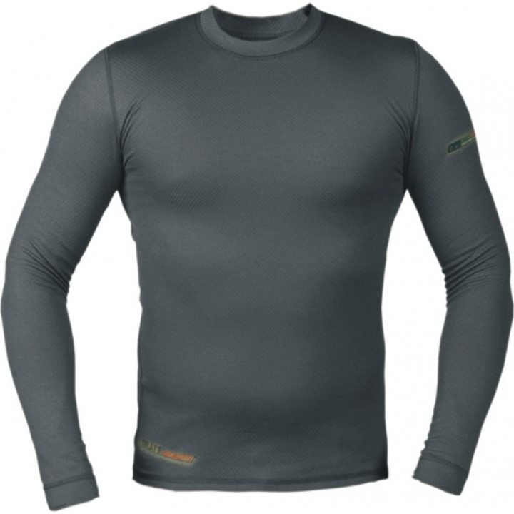 Термобельё Graff блуза Duo Skin 300 901-1 чёрное XL