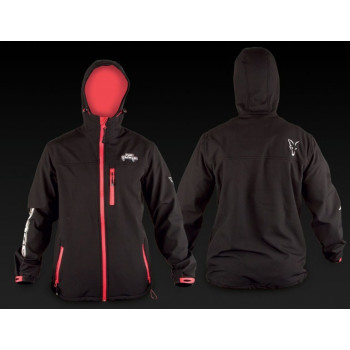 Fox Rage Hooded Black Soft Shell Jacket XXL