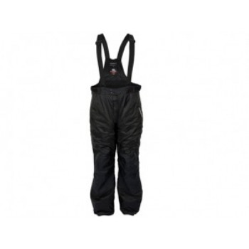 Breathable Padded bib black штаны утепленные XXL