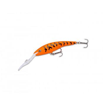 Воблер Rapala Deep Tail Dancer 22g 11cm 9m Плавающий Orange Tiger