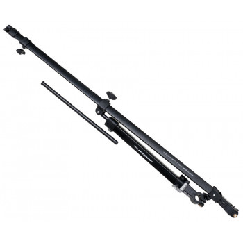 Держатель для фидера Flagman Double Feeder Arm Tele 25/36 мм