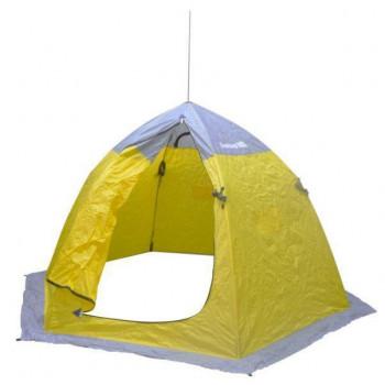 Палатка зимняя шестигранная Fishing ROI TORNADO-2 280х240х160cm