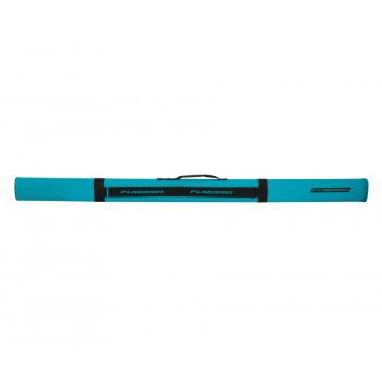 Тубус для удилищ Flagman овальный бирюза  12.5х6.5х135cm