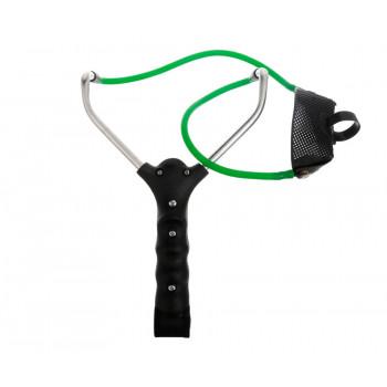 Рогатка для прикармливания Flagman с системой регулировки дальности Made in Italy