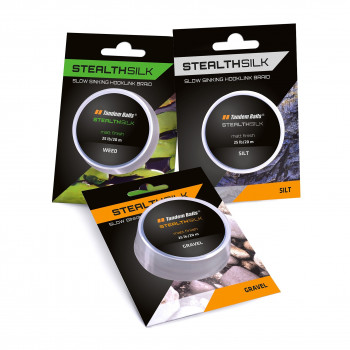 Поводковый материал  Stealth Silk