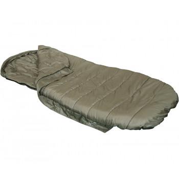 Спальний мешок FOX Warrior 210x103cm 2.65kg Зеленый