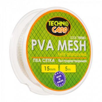 PVA сетка быстрорастворимая Технокарп 5m 15mm