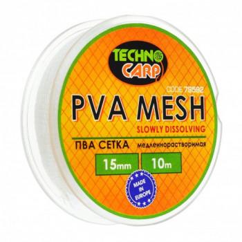 PVA сетка медленно растворимая Технокарп 10m 15mm