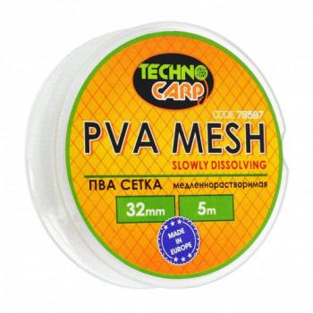 PVA сетка медленно растворимая Технокарп 5m 32mm
