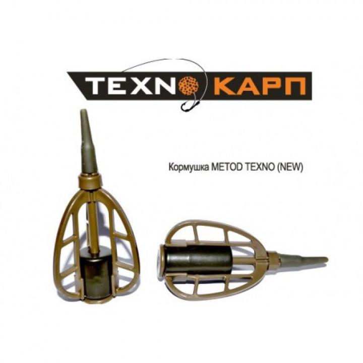 Кормушка Технокарп Metod-Texno 30g