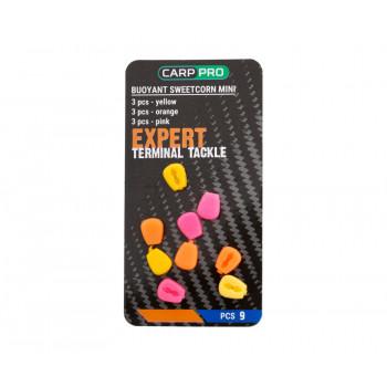 Искусственная плавающая кукуруза Carp Pro mix 9 шт.