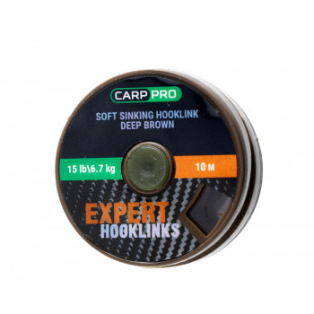 Мягкий поводковый материал без оплетки Carp Pro
