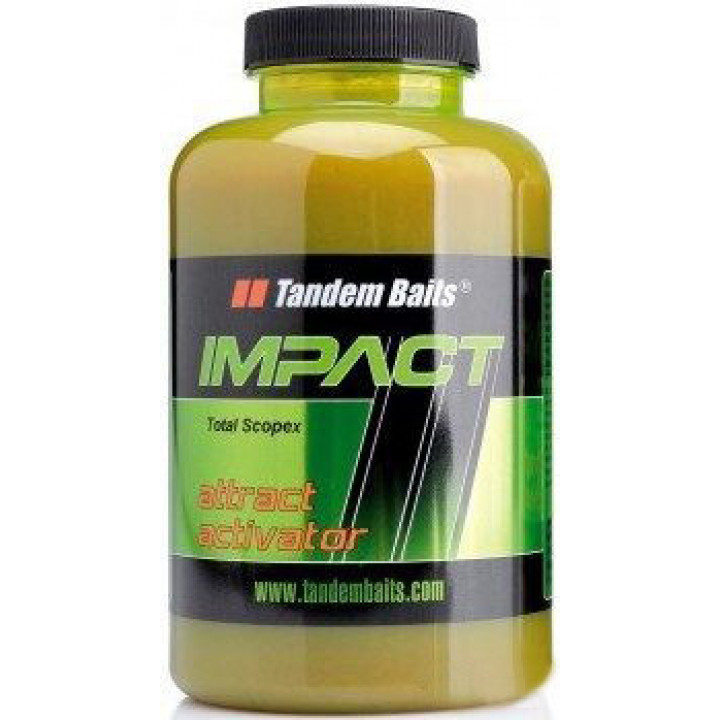 Активатор Tandem Baits IMP Attract Activator 500ml Monster Crab / Чудовищный Краб