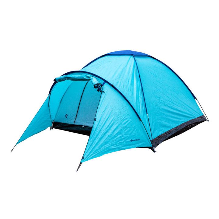 Палатка Forrest Tent трехместная с тамбуром 1200