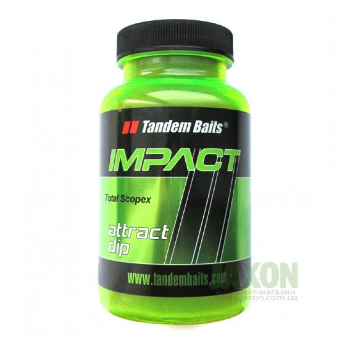 Tandem Baits Impact Attract Dip 100 ml Pure Krill