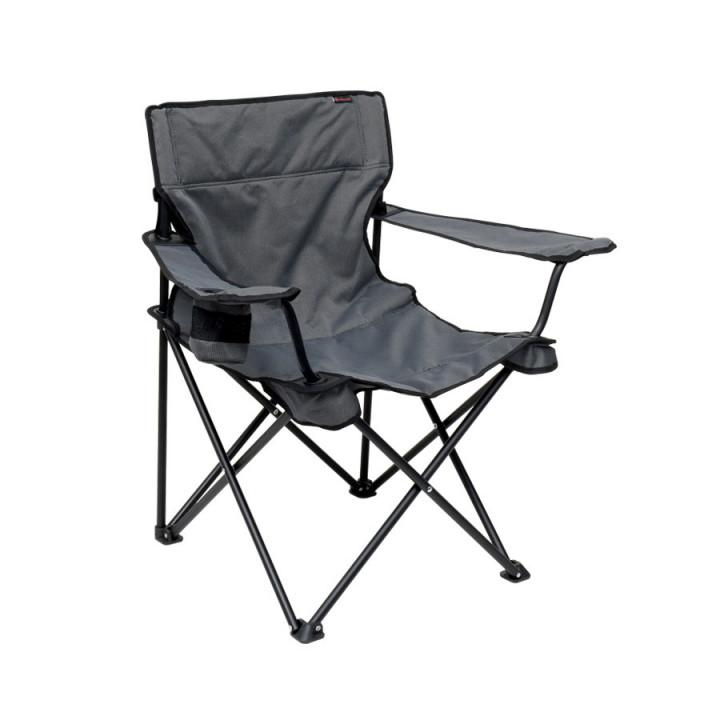 Кресло складное Forrest Voyager Серый меланж