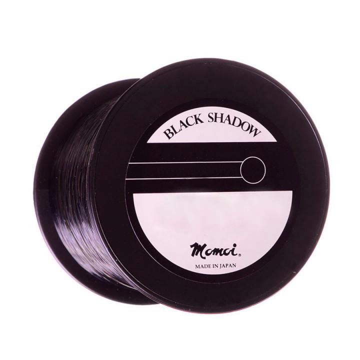 Леска Momoi Black Shadow Black 0.33mm 500m