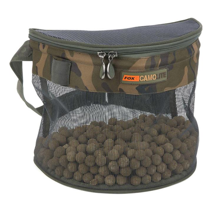 Сумка поясная для бойлов Fox Camolite Boilie Bum Bag Large
