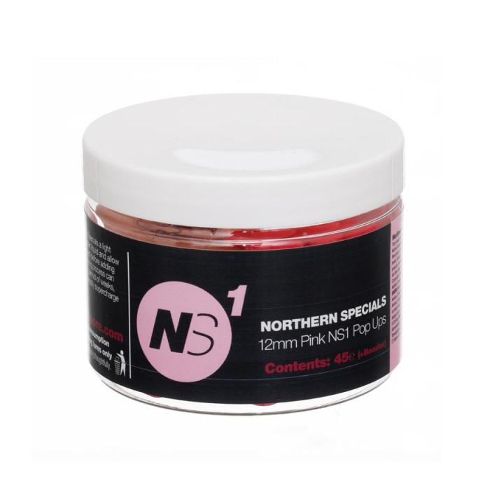 Бойлы CC Moore NS1 Pop-Ups Pink 12mm