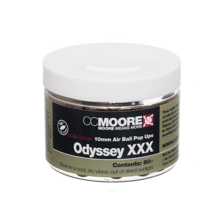 Бойлы CC Moore Odyssey XXX Air Ball Pop-Ups 10mm