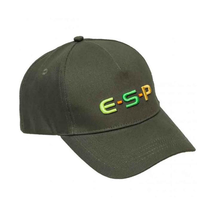 Кепка ESP Cap 3D Logo Olive Green