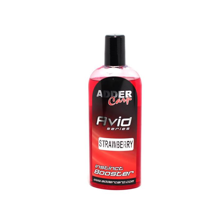 Бустер Adder Carp Booster AVID Strawberry 300ml