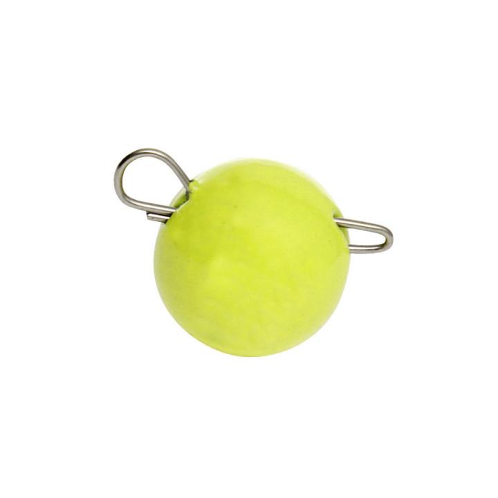 Грузило Flagman Cheburashka Swing Head Lime 20g