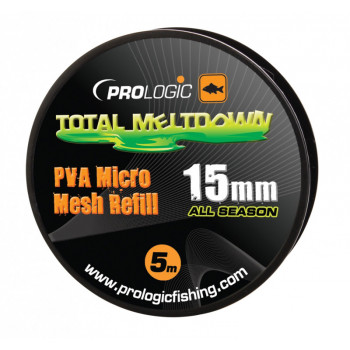 ПВА-сетка Prologic PVA All Season Micro Mesh 5m Refill 15mm