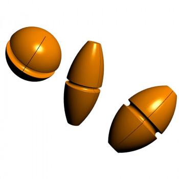 Бусинка Prologic Tungsten Pop Up Weight Kit для оснастки