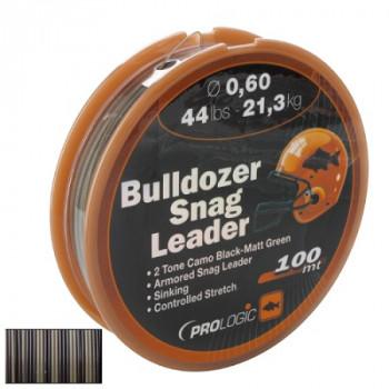 Шоклидер Prologic Bulldozer Snag Leader 100m 32lbs 15.6kg 0.50mm Cam