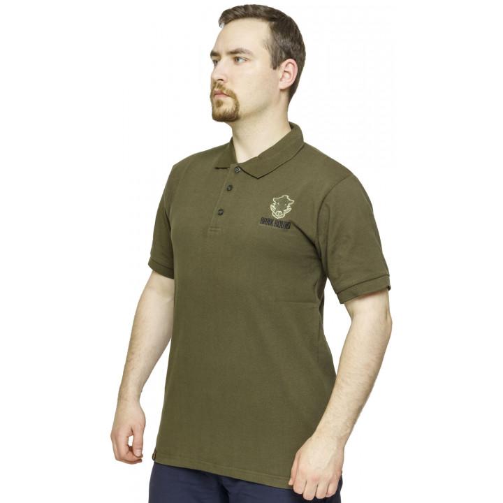 Футболка Prologic Bank Bound Polo XL ц:green